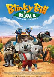 Blinky Bill, el coala