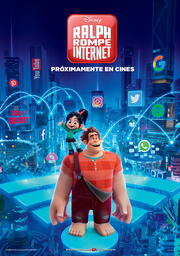 En Ralph destrueix internet