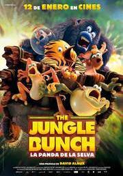 The Jungle Bunch. La colla de la selva