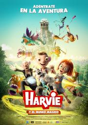 Harvie i el museu màgic