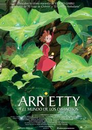 Arrietty i el món dels diminuts