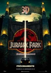 Jurassik Park 3D